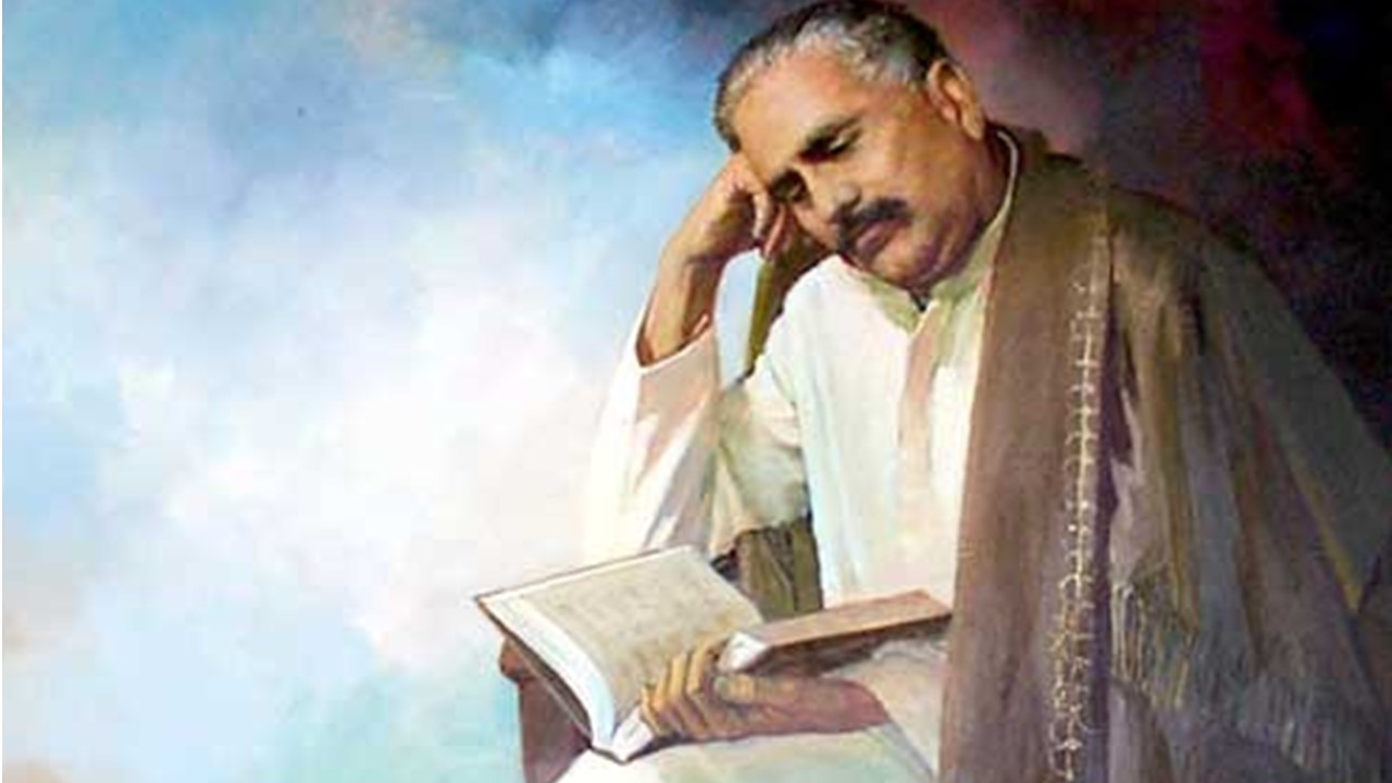 The philosophy of Iqbal in eight points