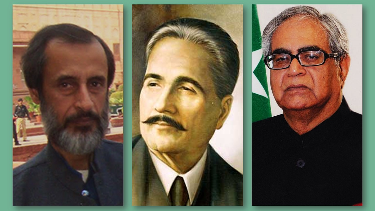 Iftikhar Arif and M. Suheyl Umar on 'Iqbal: His Life and Our Times'
