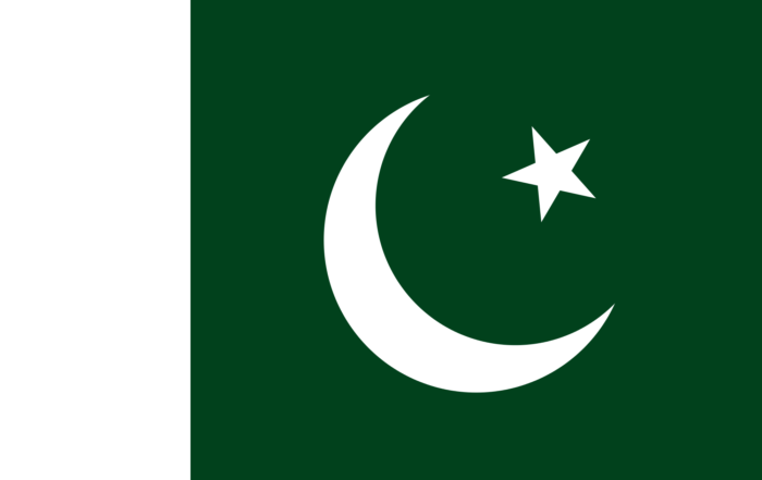 Pakistan's flag